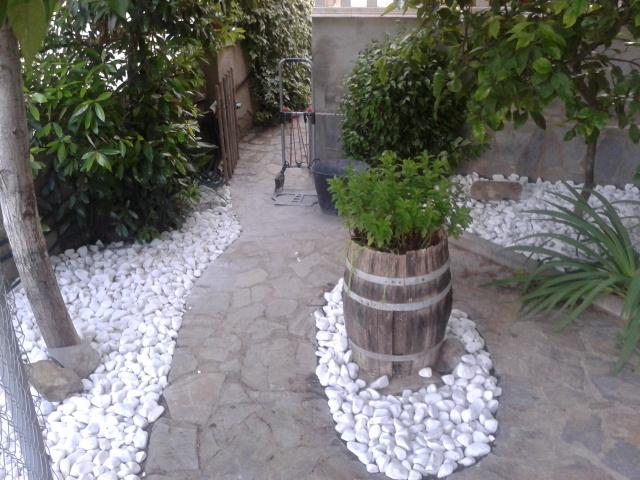 Jardín privado, Sant Boi de Llobregat, Barcelona
