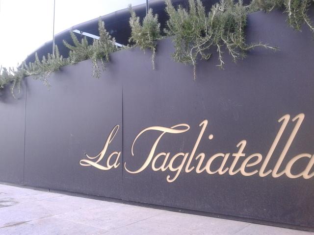 Restaurant La Tagliatella, Centre Comercial Splau, Cornellà, Barcelona 3
