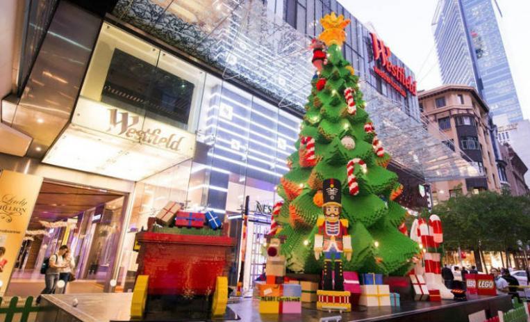 Arbol Navidad Lego Sidney