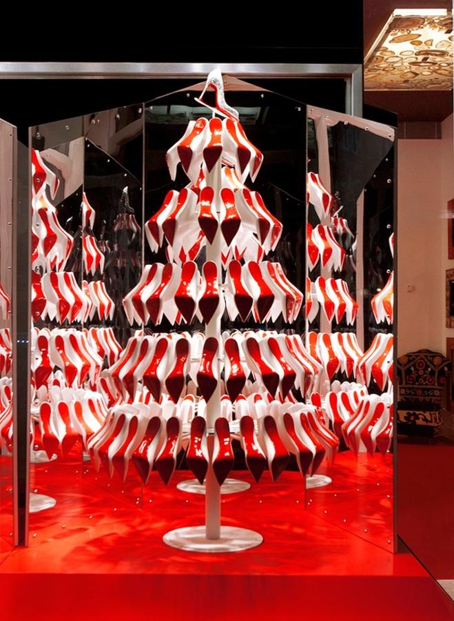 Arbol de Navidad Louboutin