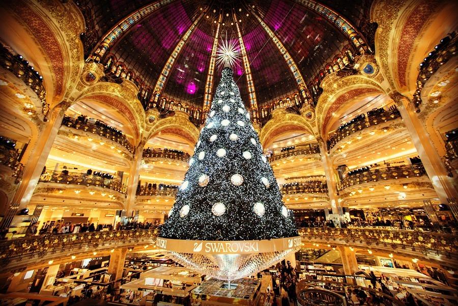 Arbol Navidad de Swarovsky