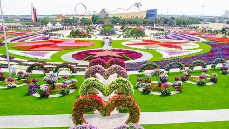 El jardín más grande del mundo, Morelos, Mexico