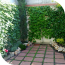 Jardín privado, Cornellà de Llobregat, Barcelona